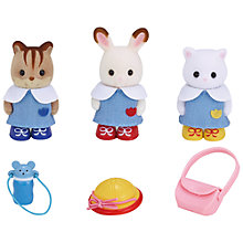 Buy Sylvanian Families Nursery Friends Set Online at johnlewis.com