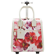 Buy Ted Baker Costii Expressive Pansy Travel Bag, Baby Pink Online at johnlewis.com