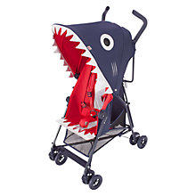 Buy Maclaren Shark Buggy, Navy Online at johnlewis.com