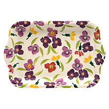 Buy Emma Bridgewater Wallflower Biscuit Tray Online at johnlewis.com