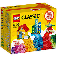 Buy LEGO Classic 10703 Creative Builder Box Online at johnlewis.com