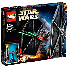 Buy LEGO Ultimate Collector Series LEGO Star Wars 75095 Imperial TIE Fighter Online at johnlewis.com