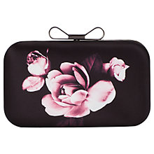Buy Precis Petite Rose Printed Clutch Bag, Multi Online at johnlewis.com
