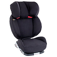 Buy BeSafe Izi Up Fix Group 2 & 3 Car Seat, Black Cab Online at johnlewis.com