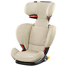 Buy Maxi-Cosi Rodifix Air Protect Group 2/3 Car Seat, Beige Online at johnlewis.com