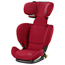 Buy Maxi-Cosi Rodifix Air Protect Group 2/3 Car Seat, Red Robin Online at johnlewis.com