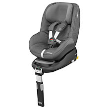 Buy Maxi-Cosi Pearl Group 1 Car Seat, Sparkling Grey Online at johnlewis.com