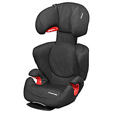 Buy Maxi-Cosi Rodi Air Protect Group 2/3 Car Seat, Black Diamond Online at johnlewis.com