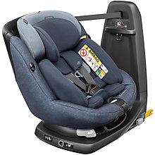 Buy Maxi-Cosi AxissFix Plus Group 0+ and 1 Car Seat, Nomad Blue Online at johnlewis.com