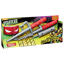 Buy Teenage Mutant Ninja Turtles Ninja Build N Battle Raph Online at johnlewis.com