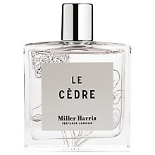Buy Miller Harris Perfumer's Library Le Cédre Eau de Parfum, 100ml Online at johnlewis.com