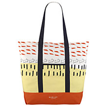 Buy Radley Dash Dog Tote Bag, Multi Online at johnlewis.com