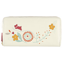 Buy Radley Springtime Matinee Purse, Ivory Online at johnlewis.com