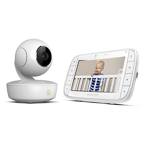 buy motorola mbp36xl video baby monitor john lewis. Black Bedroom Furniture Sets. Home Design Ideas