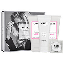 Buy OUAI Repair Shampoo, Condtioner & Hair Care Kit Online at johnlewis.com
