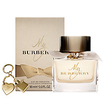 Buy Burberry My Burberry Eau de Toilette 90ml with Free Gift Online at johnlewis.com
