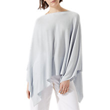 Buy Jigsaw Linen Silk Mix Poncho Online at johnlewis.com