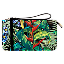 Buy Oasis Tropical Mini Across Body Bag, Multi Online at johnlewis.com