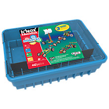 Buy K'Nex 78498 STEM Education Wheels Maker Kit Online at johnlewis.com