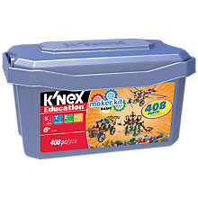 Buy K'Nex 78496 STEM Education Basic Maker Kit Online at johnlewis.com