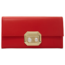 Buy Ted Baker Pammy Pearl and Crystal Leather Purse Online at johnlewis.com