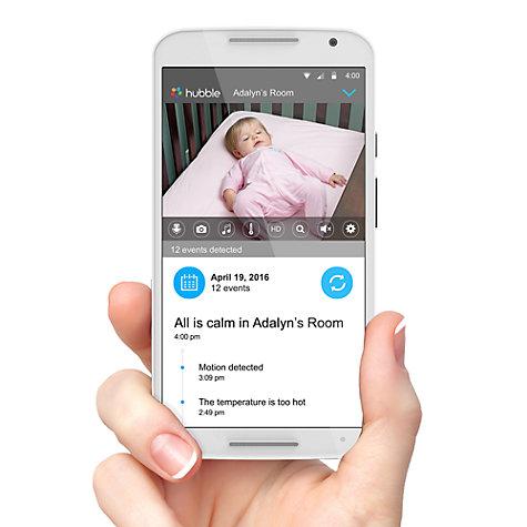 buy motorola mbp855 connect video baby monitor john lewis. Black Bedroom Furniture Sets. Home Design Ideas
