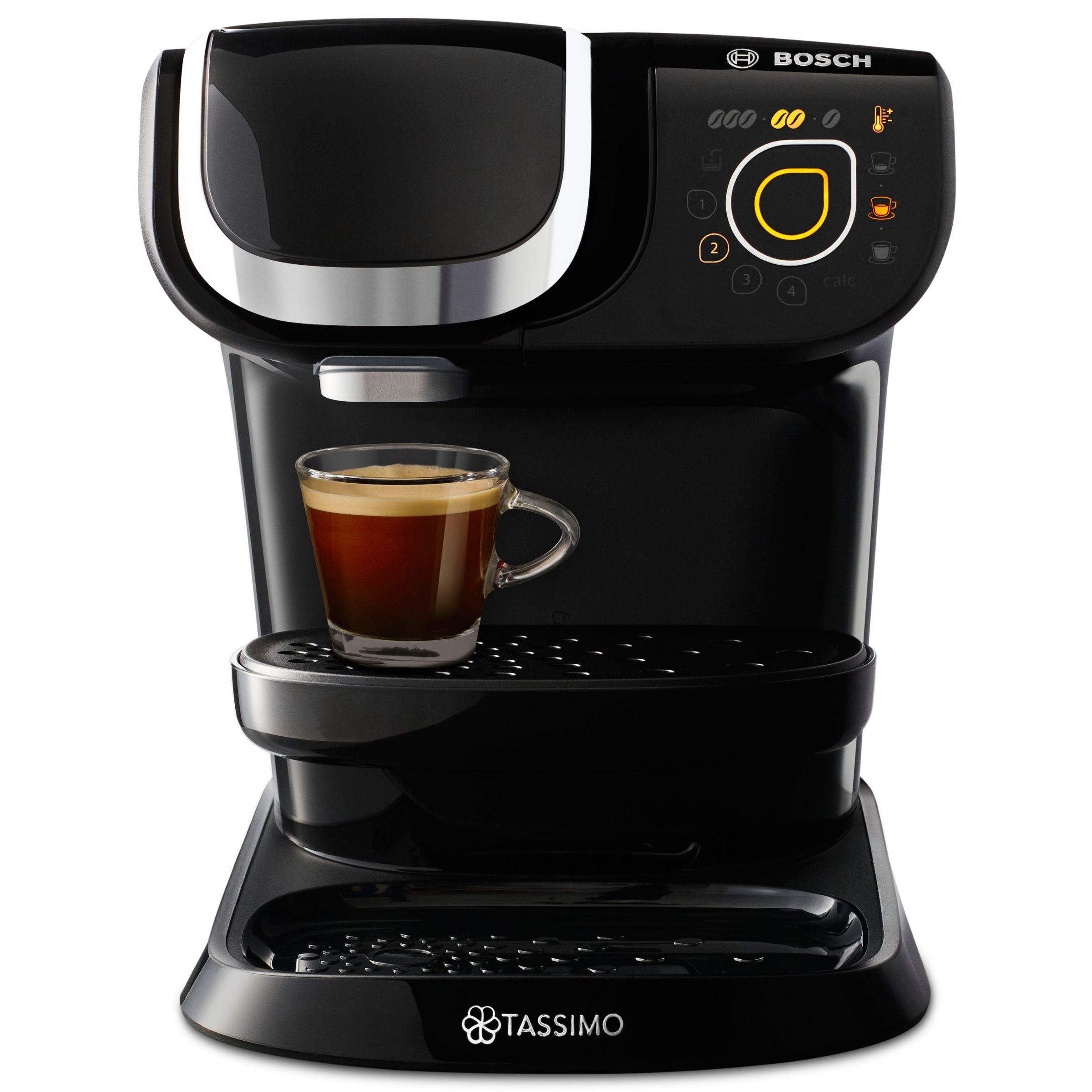John Lewis Bosch Tassimo Coffee Maker : Buy Tassimo My Way Coffee Machine by Bosch John Lewis