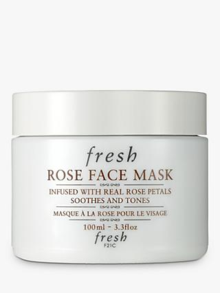 Fresh Rose Face Mask, 100ml