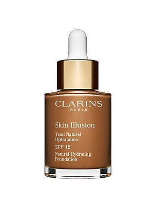 Clarins Skin Illusion Foundation SPF 15