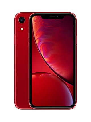 "Apple iPhone XR, iOS, 6.1"", 4G LTE, SIM Free, 128GB"