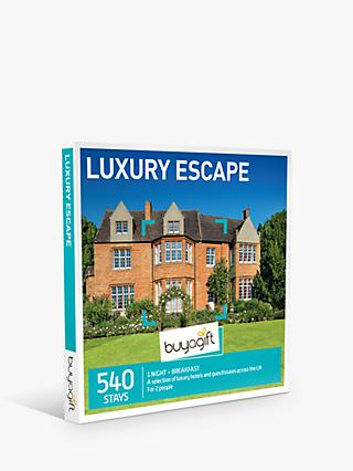 Smartbox Luxury Escape Gift Experience