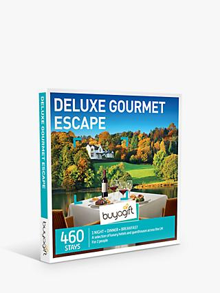 Smartbox Deluxe Gourmet Escape Gift Experience for 2