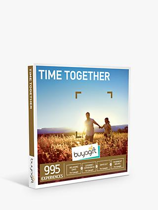 Smartbox Time Together Gift Experience