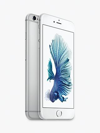 "Apple iPhone 6s Plus, iOS, 5.5"", 4G LTE, SIM Free, 128GB"