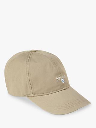 Barbour Cascade Sports Baseball Cap, One Size, Stone