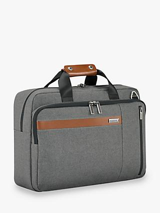 Briggs & Riley Kinzie Street 2.0 Convertible Briefcase Backpack