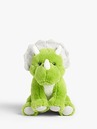 John Lewis & Partners Dinosaur Soft Toy