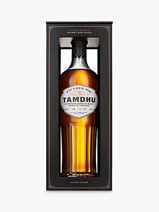 Tamdhu 12 Year Old Single Malt Whisky, 70cl