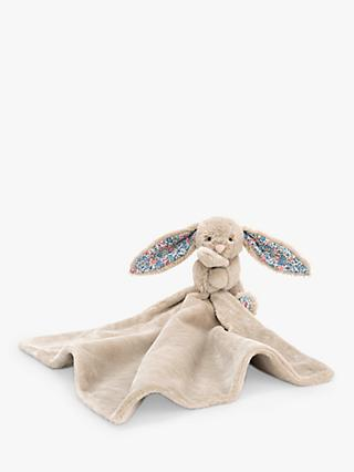 Jellycat Blossom Bunny Baby Soother Soft Toy, Multi