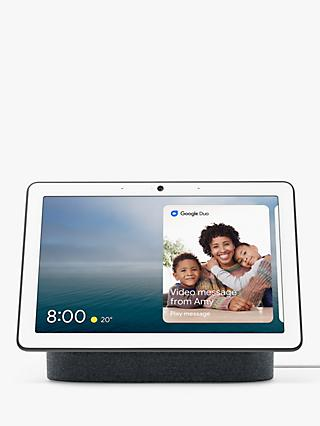 "Google Nest Hub Max Hands-Free Smart Home Controller with 10"" Screen"