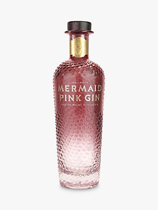 Mermaid Pink Gin, 70cl