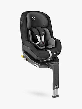 Maxi-Cosi Pearl Pro2 i-Size Group 1 Car Seat, Authentic Black