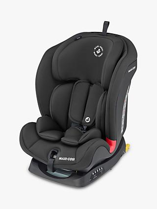 Maxi-Cosi Titan Group 1/2/3 Car Seat, Basic Black