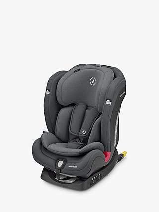 Maxi-Cosi Titan Plus Group 1/2/3 Car Seat, Authentic Graphite