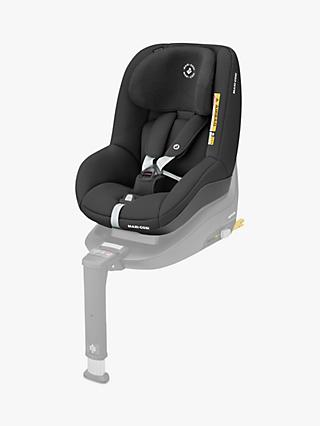 Maxi-Cosi Pearl Smart i-Size Group 1 Car Seat, Authentic Black