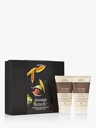 Aveda Damage Remedy™ Hair Repair Intensive Restructuring Treatment Duo Haircare Gift Set