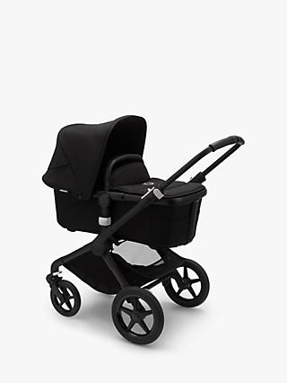Bugaboo Fox 2 Complete Pushchair, Black