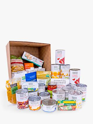 Waitrose & Partners Food Box