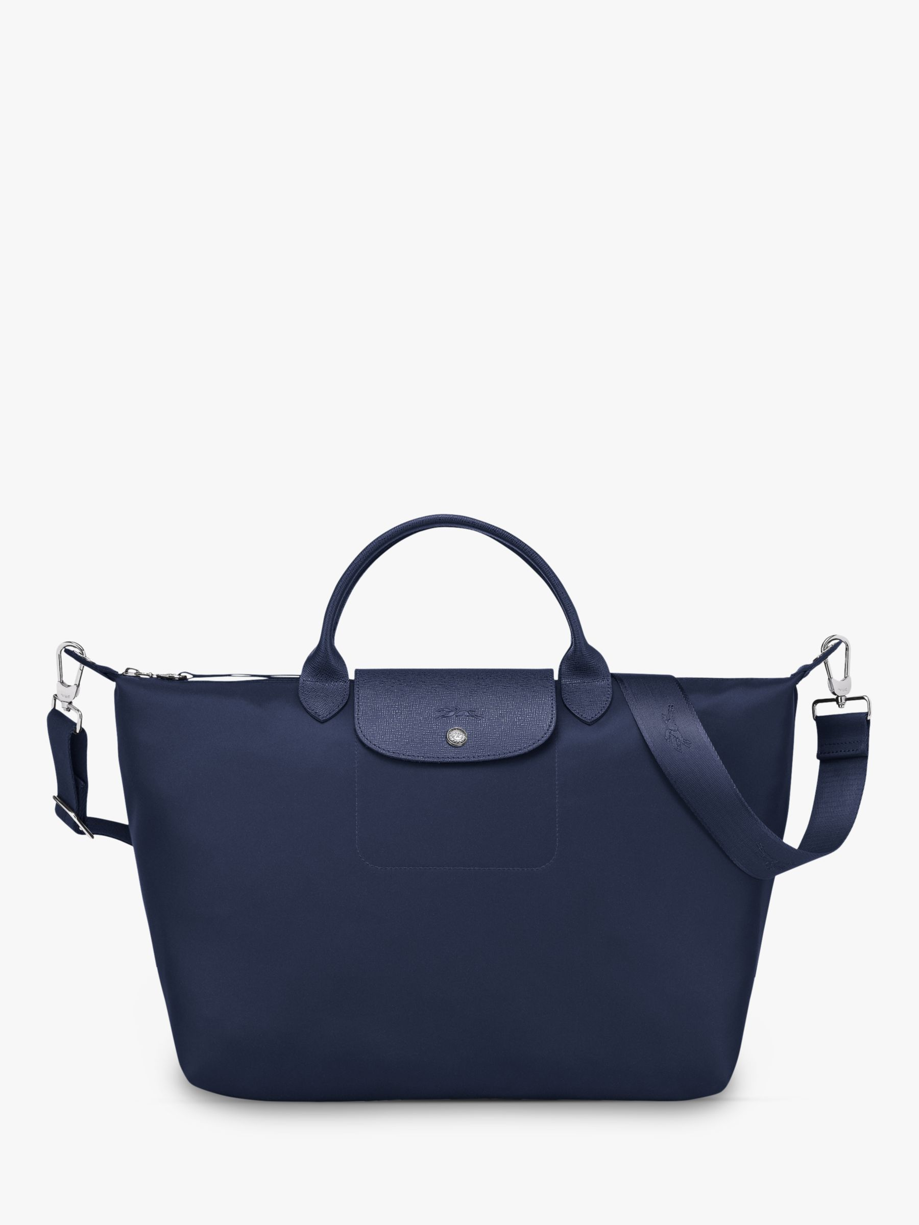 Longchamp Le Pliage Néo XL Top Handle Bag, Navy