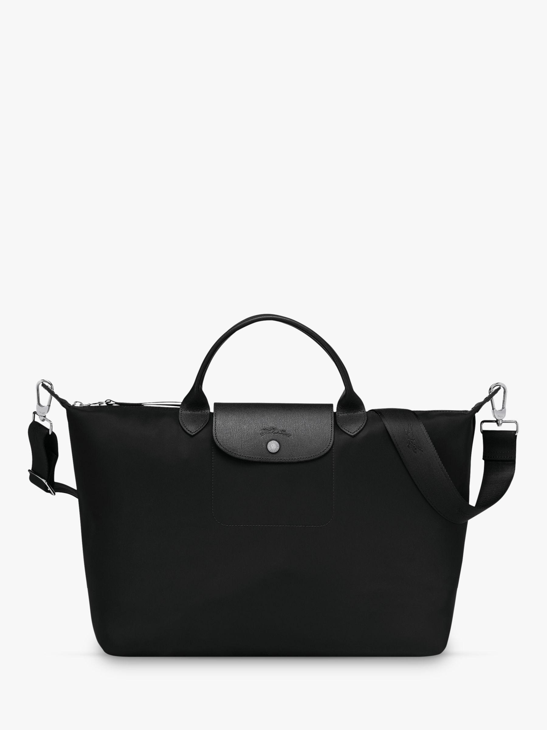 Longchamp Le Pliage Néo XL Top Handle Bag, Black